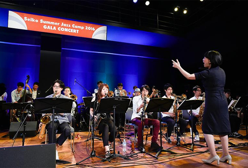 第1回 Seiko Summer Jazz Camp 2016が終了!